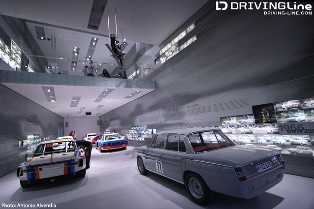 BMW Welt and Museum | DrivingLine