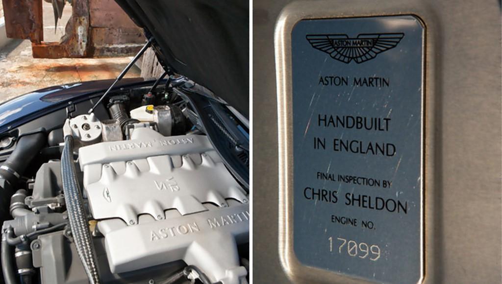 Last Of The Hand Built Aston Martins Drivingline