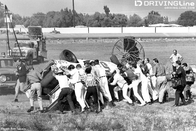 The Legend Of Riverside Raceway Drivingline