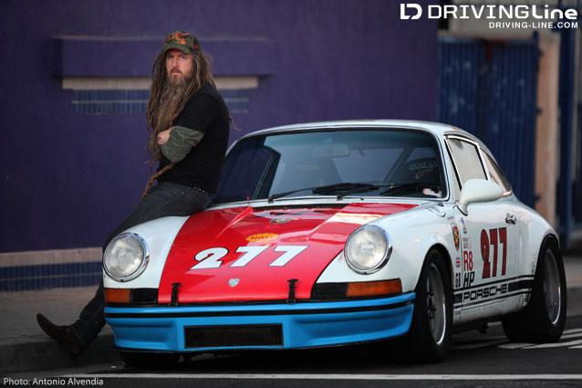 Magnus Walker Urban Outlaw Porschephile Drivingline