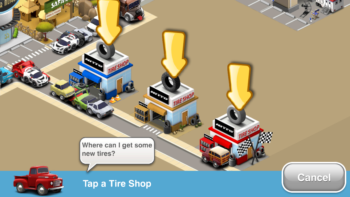 Car Town Streets 6