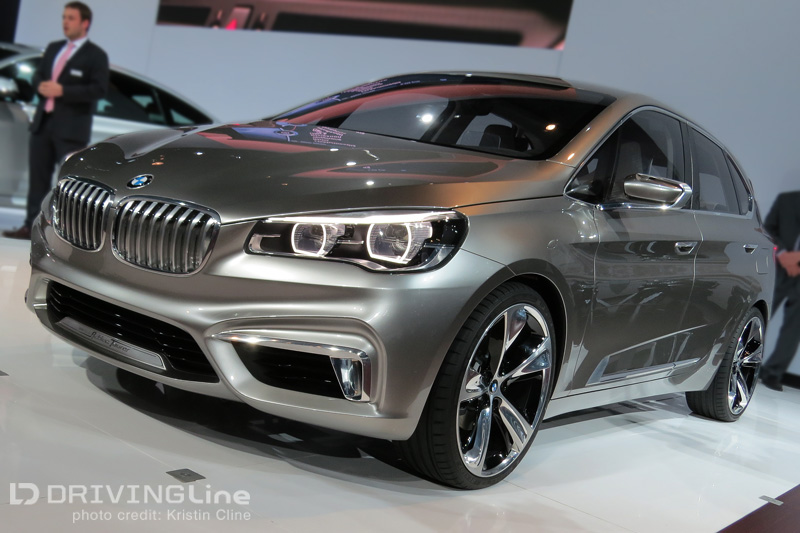 Concept Cars At 2013 New York Auto Show