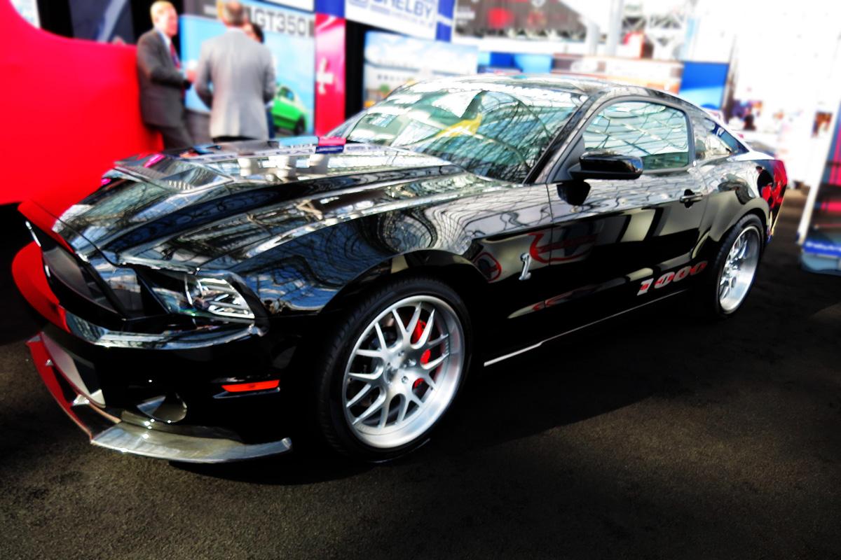 shelby 1000 2013 ford mustang v8 carroll shellby most horsepower. Black Bedroom Furniture Sets. Home Design Ideas