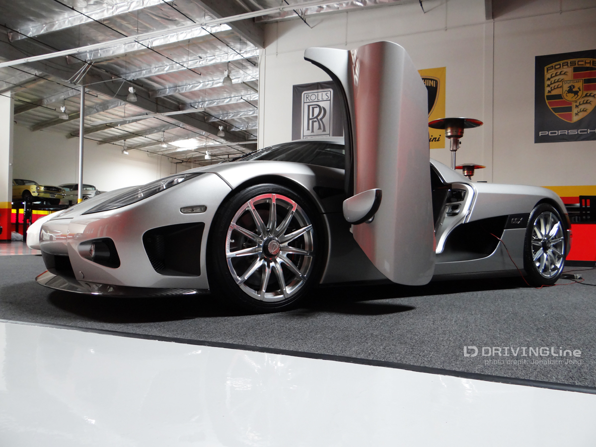 Luxury Car Doors