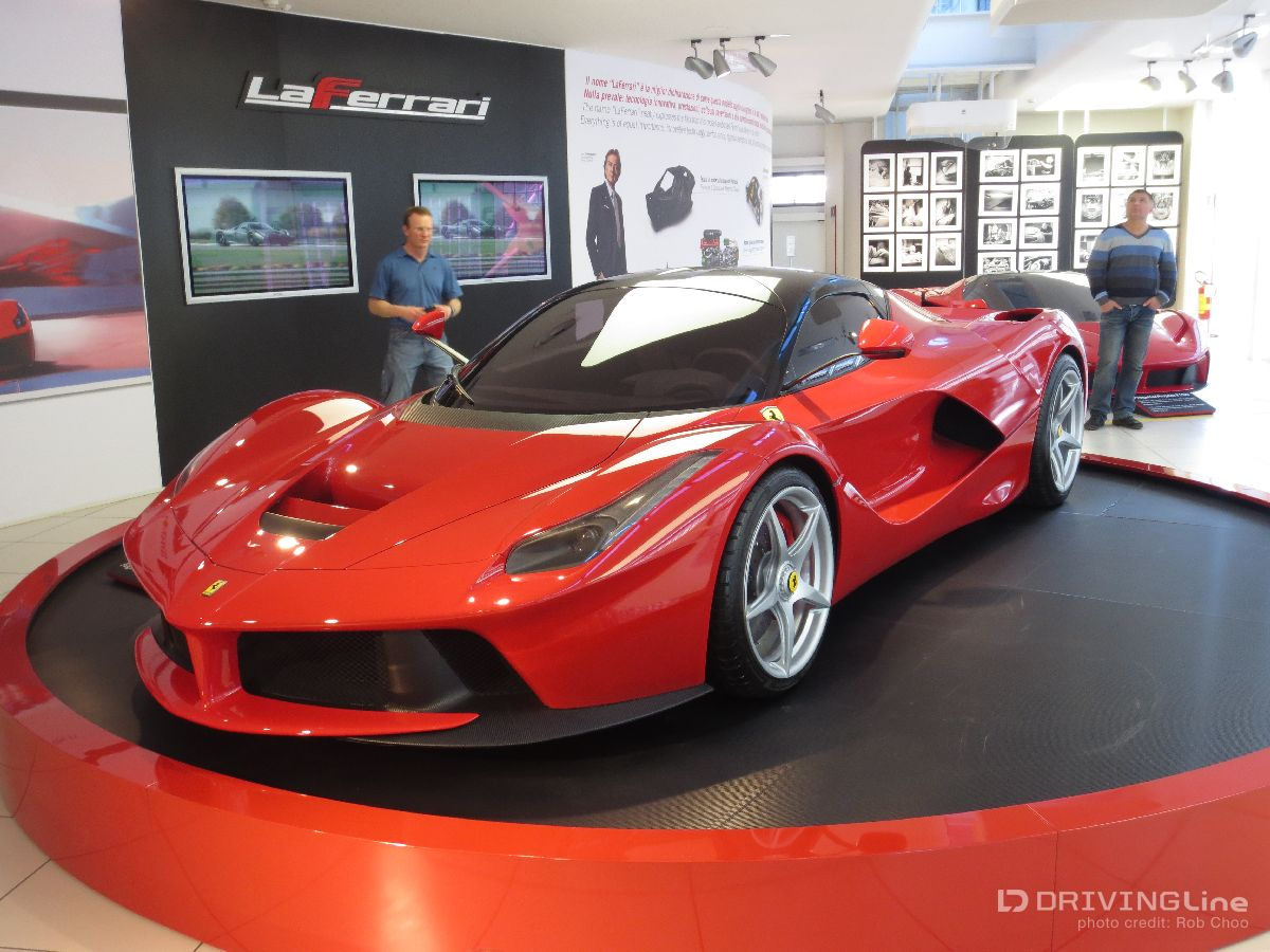a visit to museo ferrari maranello drivingline. Black Bedroom Furniture Sets. Home Design Ideas