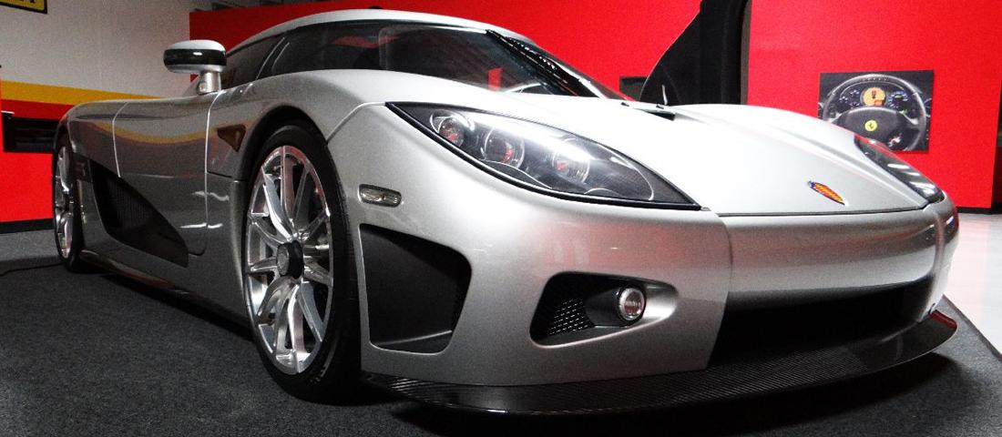 What Is A Koenigsegg Drivingline