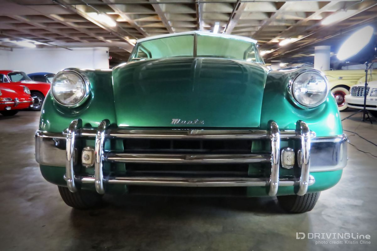 Cars From The Vault Muntz Jet Drivingline