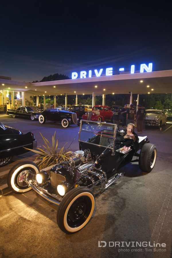 Tim Short Dodge >> America's Pastime: Cruise-In at Bob's Big Boy   DrivingLine
