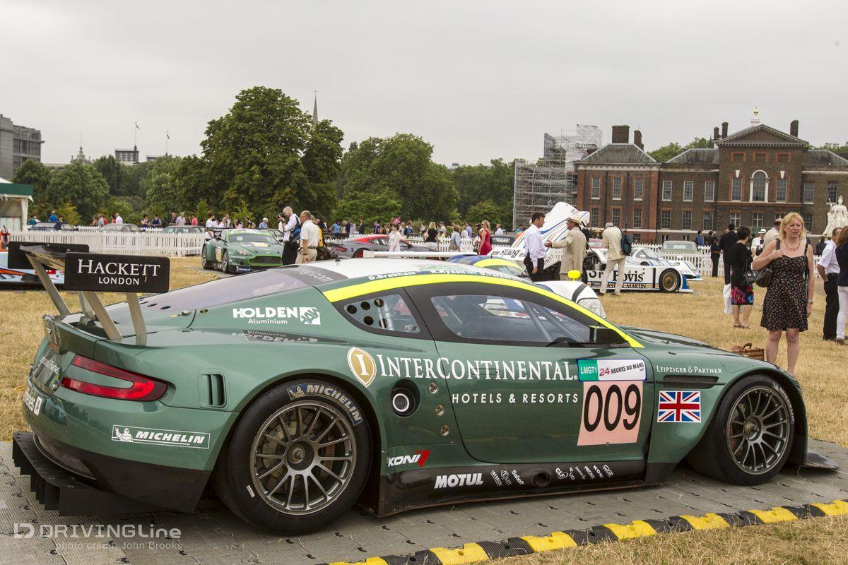 Aston Martin At 100 Continued Drivingline