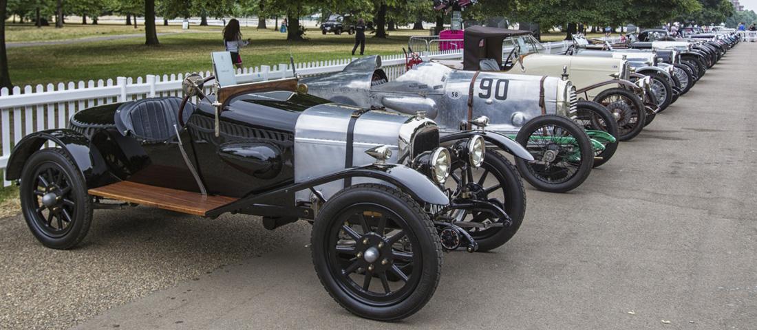 Aston Martin At 100 A Very Jolly Birthday Drivingline