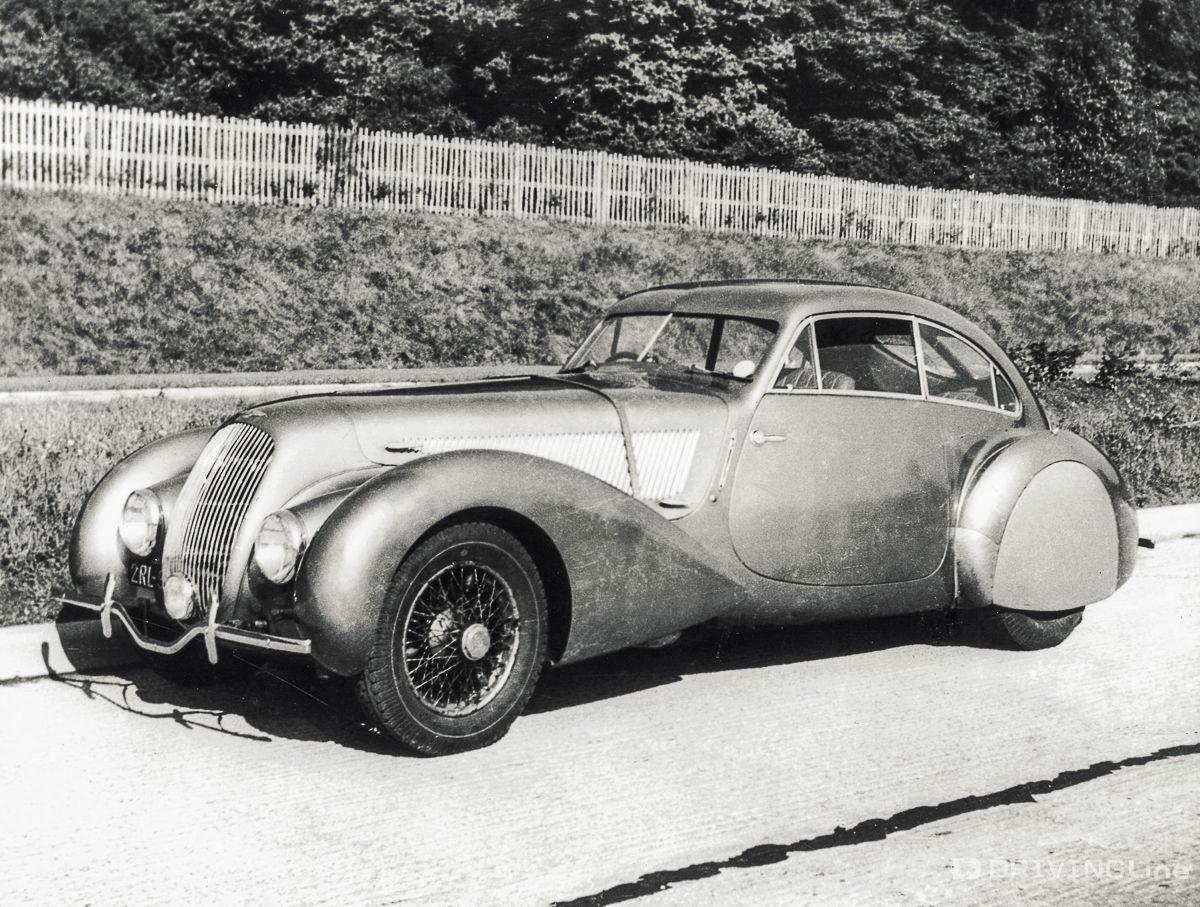 Built for IMAGE: Embiricos Bentley | DrivingLine