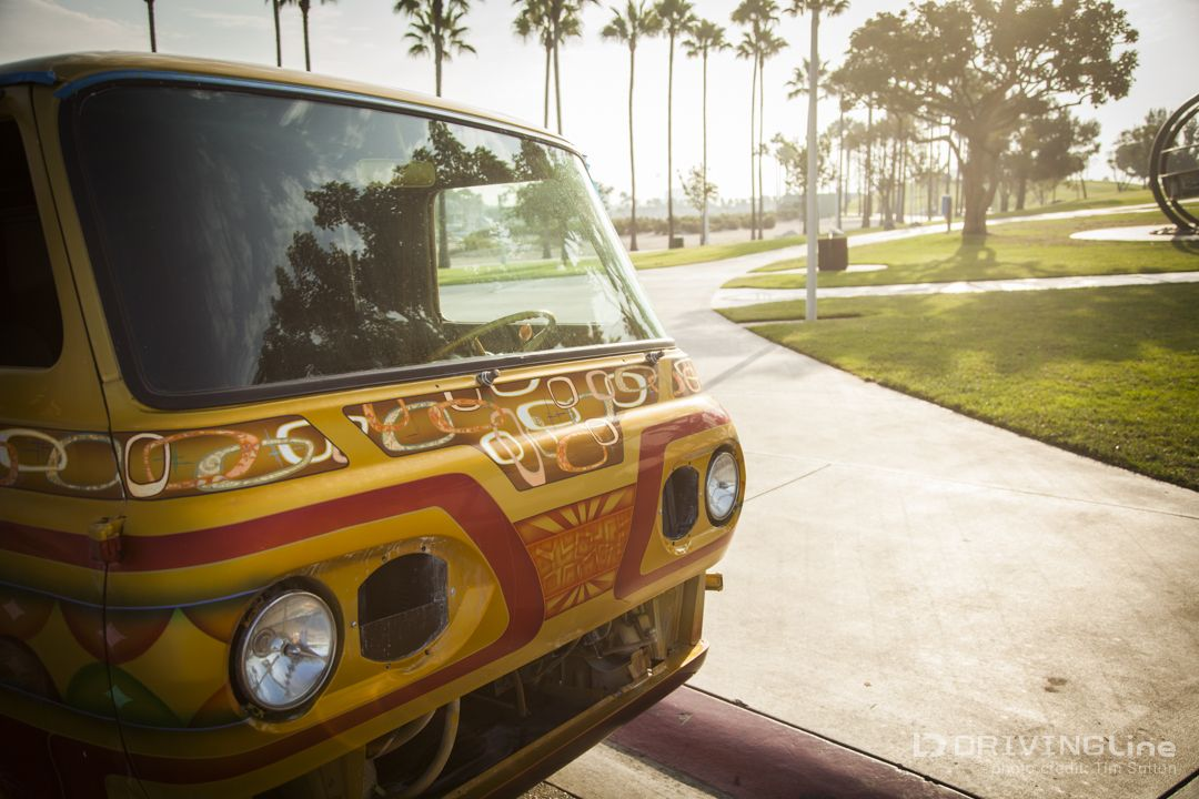 Ford Econoline Van Cab Over Custom