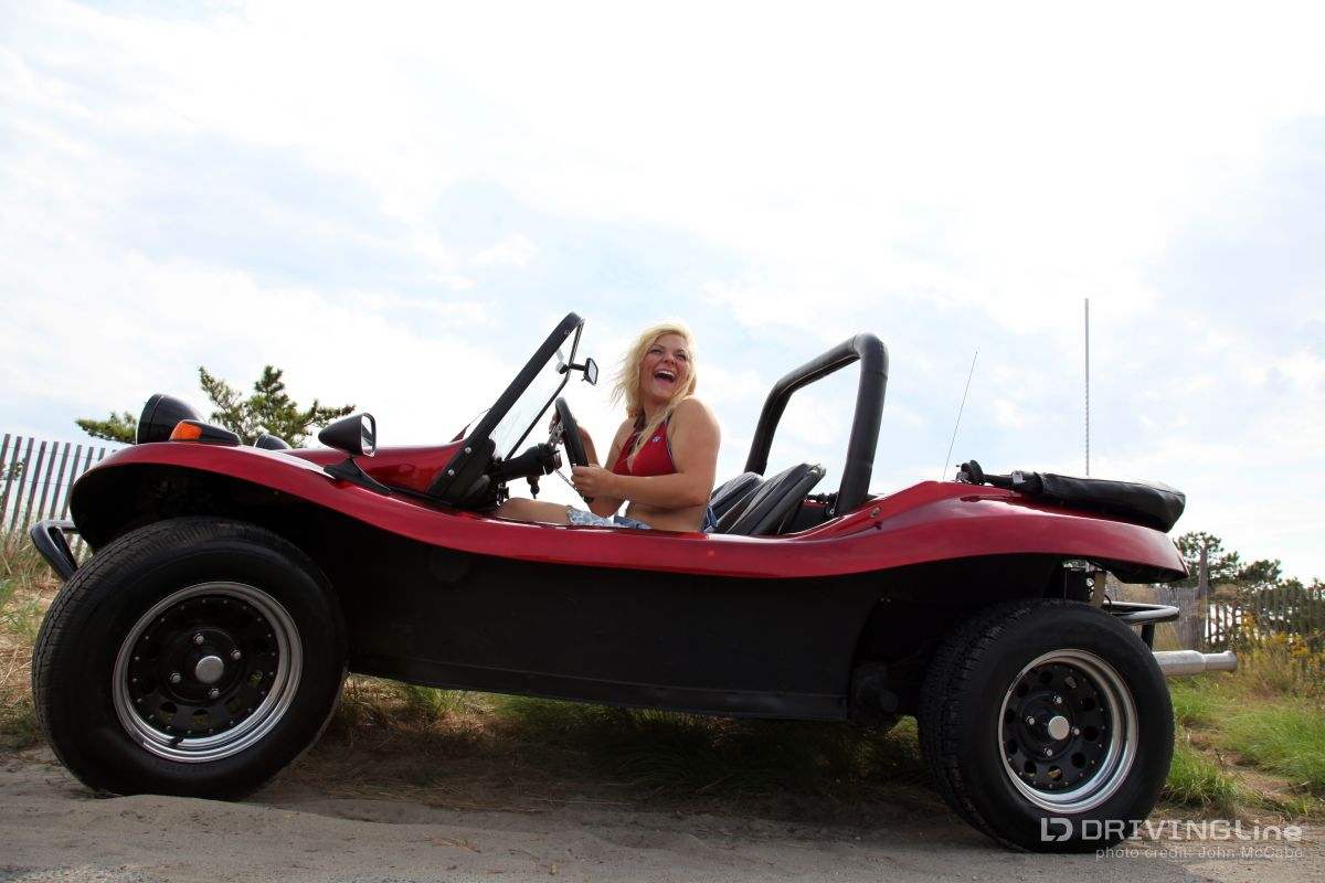 1970 Clodhopper Project Ride: Dune Buggy with Heart