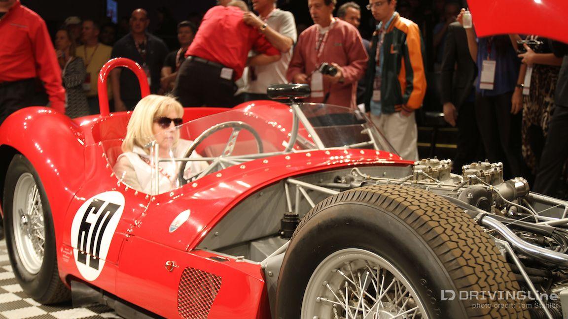 Maserati tipo 61 birdcage for sale
