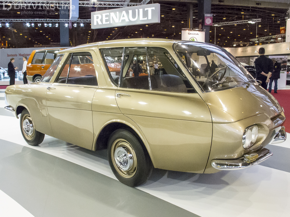 Oddities and Awesomeness: 10 Must-See Cars From Retromobile ...
