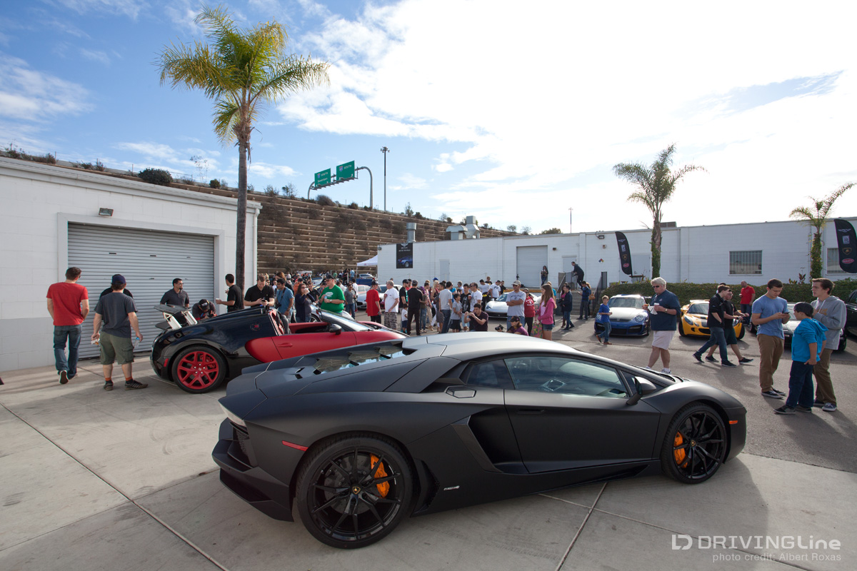 La Jolla 39 S Own Cars Coffee Hosted By Symbolic Motors