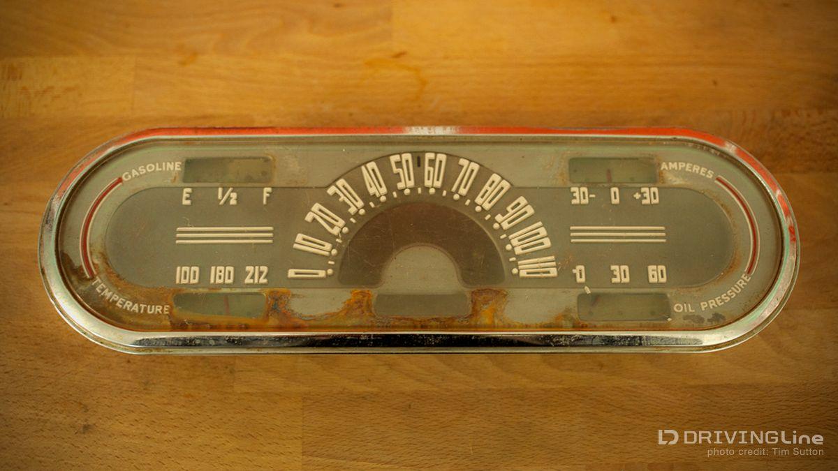 Tech Restoring And Converting Vintage Gauges To 12v Drivingline