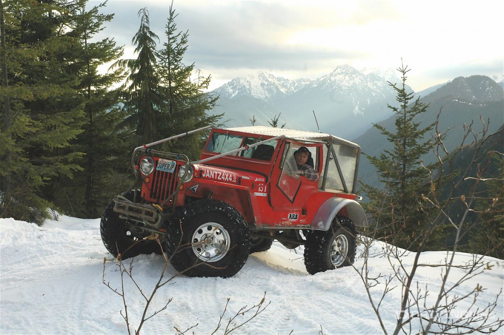 Willys Jeep 2016 >> Super Jeep: A 1942 Willys That Can't Be Killed | DrivingLine