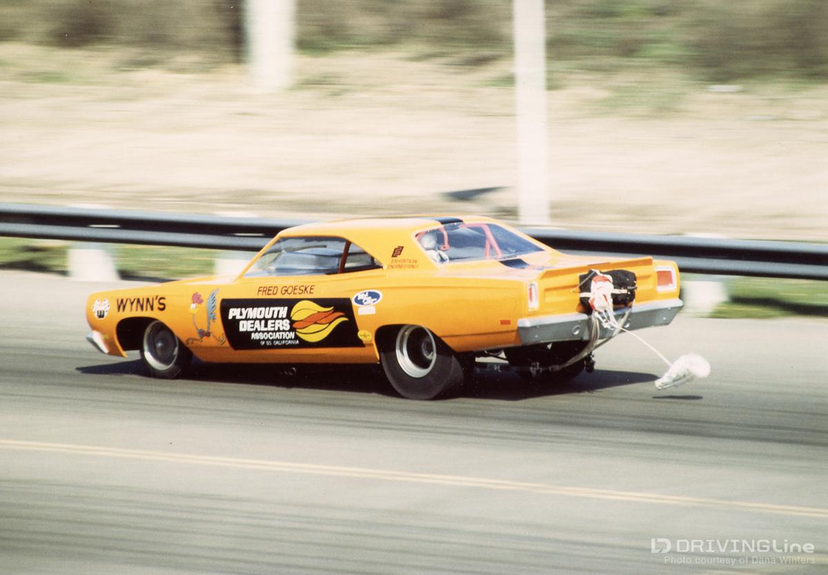 Drag Racing Legend: Fearless Fred Goeske | DrivingLine