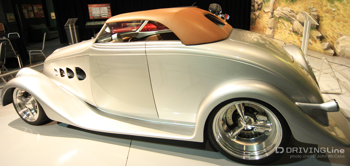 The Art of the Build, Rods and Kustoms: An AACA Museum Exhibit ...