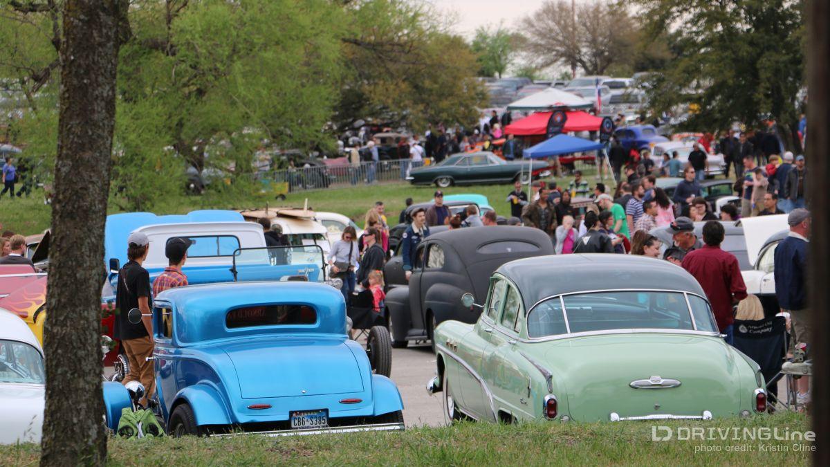 The Show LSRU DrivingLine - Travis county expo center car show