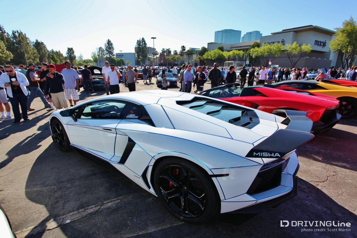 Lamborghini Takes Over Supercar Sunday Drivingline