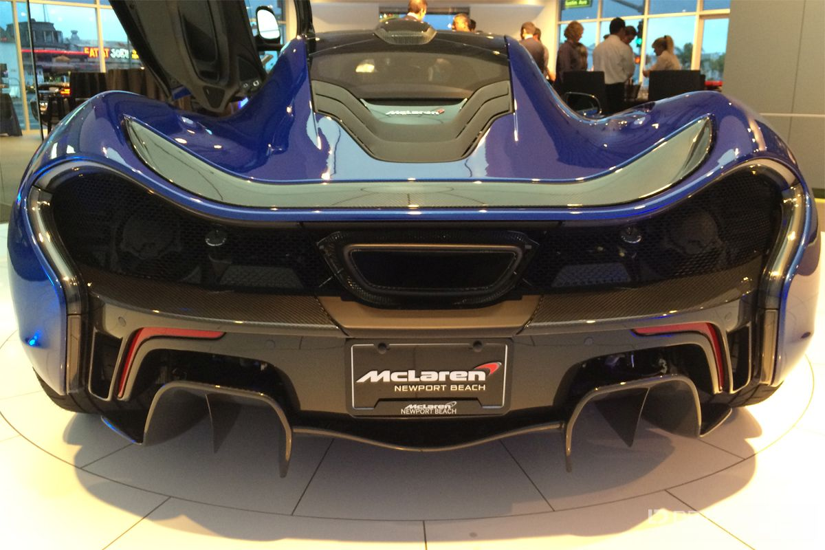 8 Facts Wikipedia Won T Tell You About The Mclaren P1