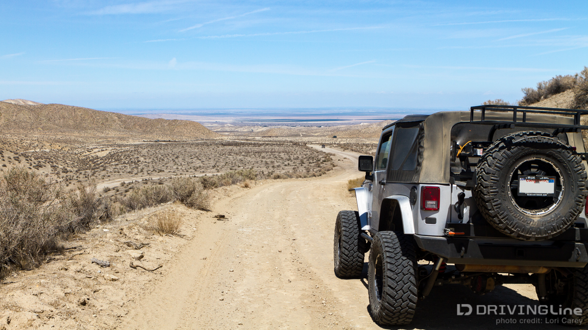 The Ultimate Road Trip OffRoading At Carrizo Plain DrivingLine - Us weather map driving conditions