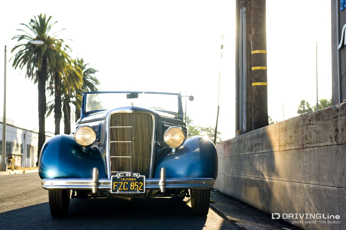 Custom Styling of the '40s: Ralph Flaaten's 1935 Ford Roadster
