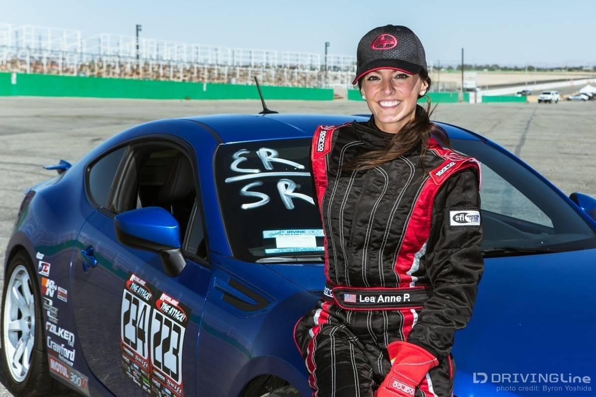 A New Race Girl on the Block | Meet Lea Anne Powell | DrivingLine