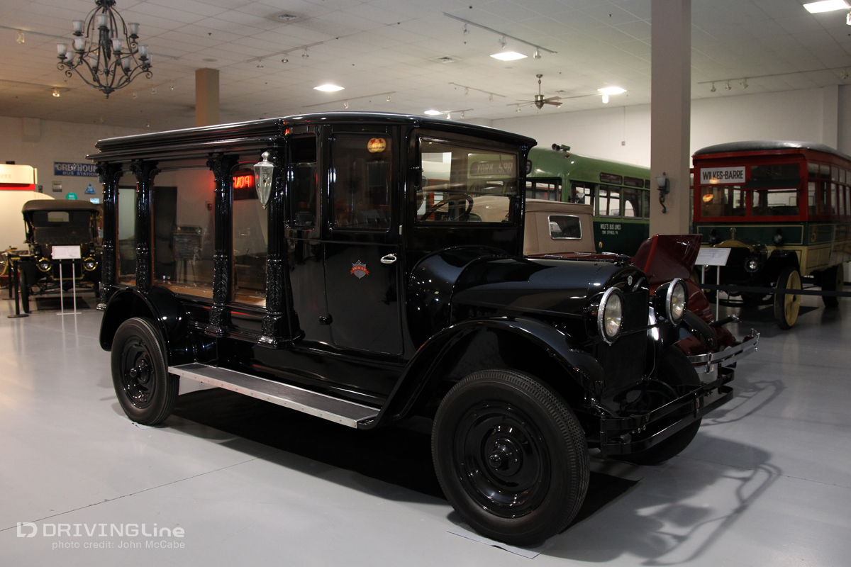 "1924 REO T-6: A Secret ""Spirit"" Transporter for All ..."