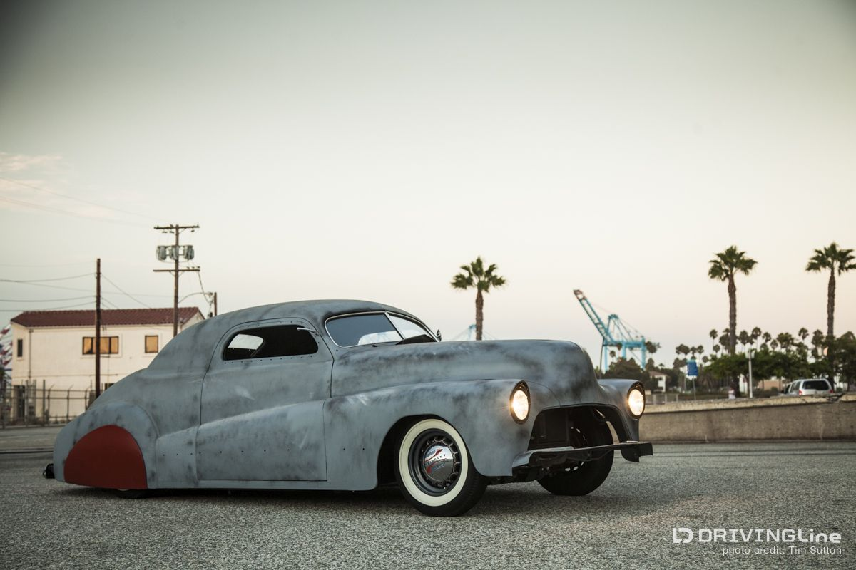 First Drive: Out of the Garage with this 1947 Chevy Custom | DrivingLine