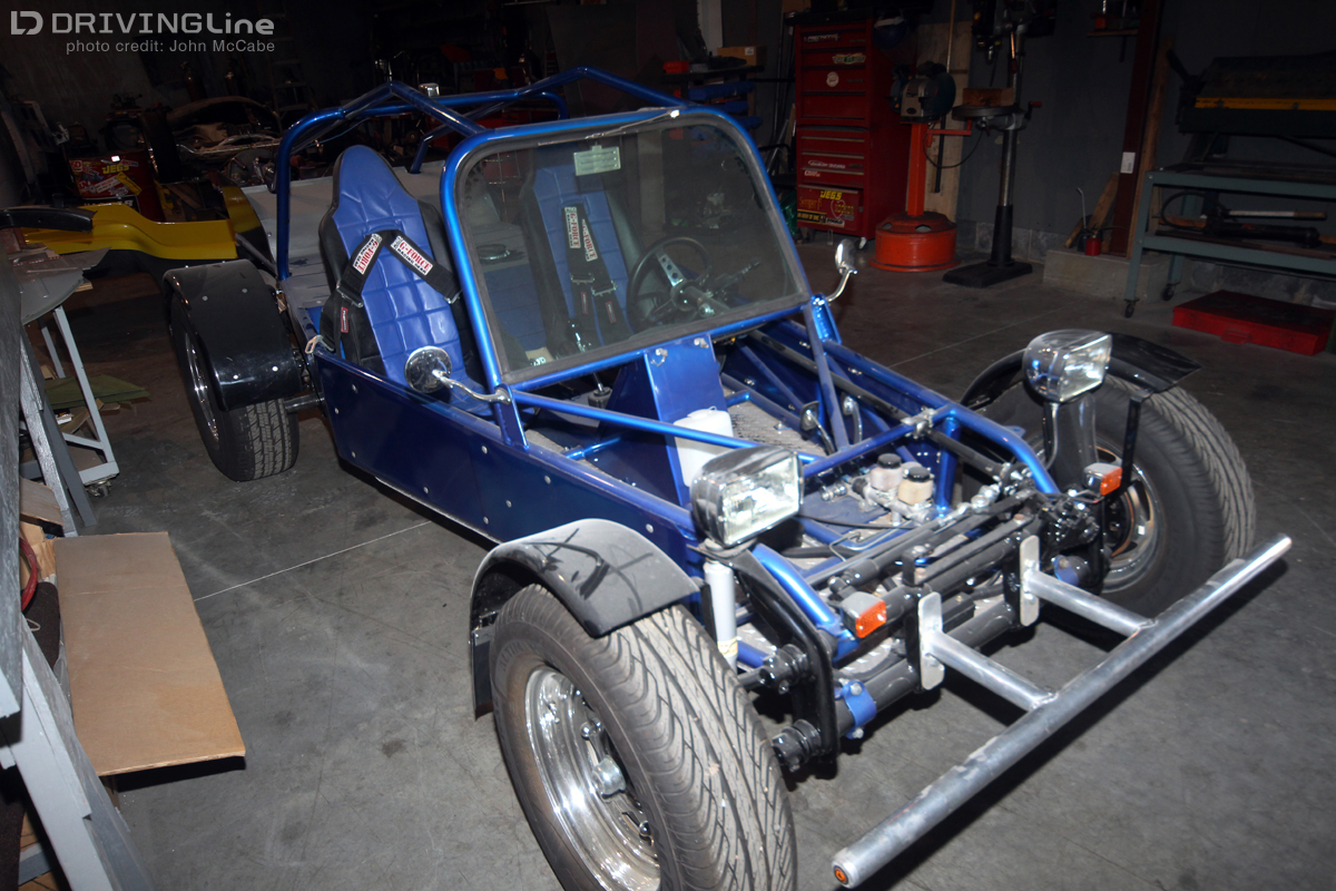 The Dune Buggy: Ready for Anything | DrivingLine