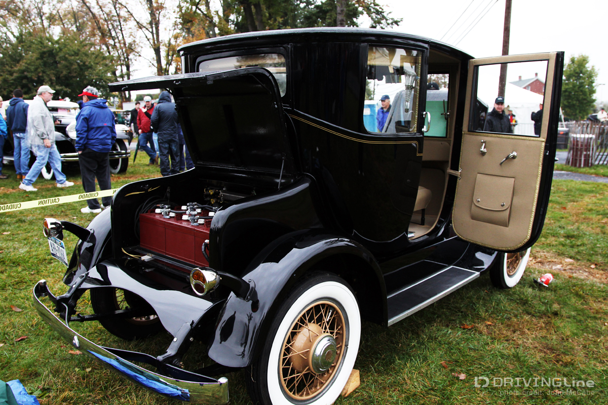 The Forerunner to the Tesla: 1932 Detroit Electric Model 97 ...