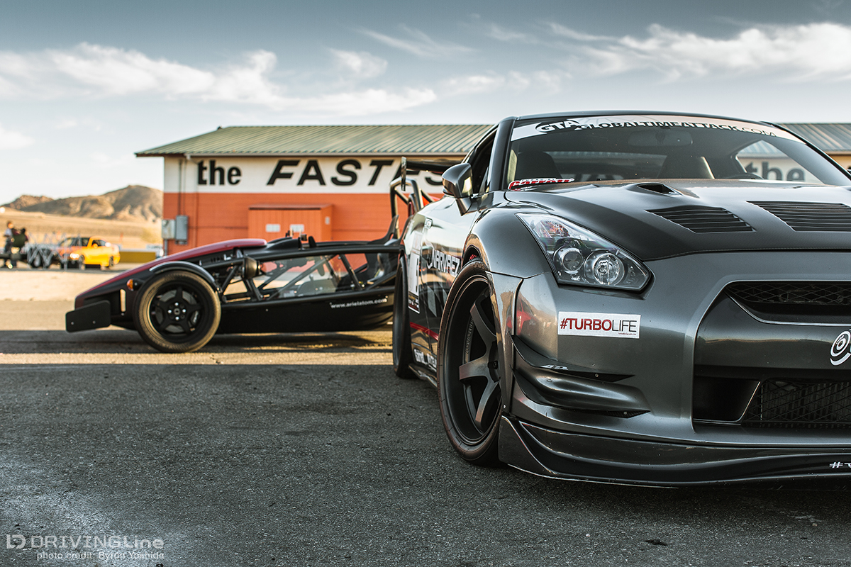 Roy Narvaez Pulls Double Duty With His Time Attack