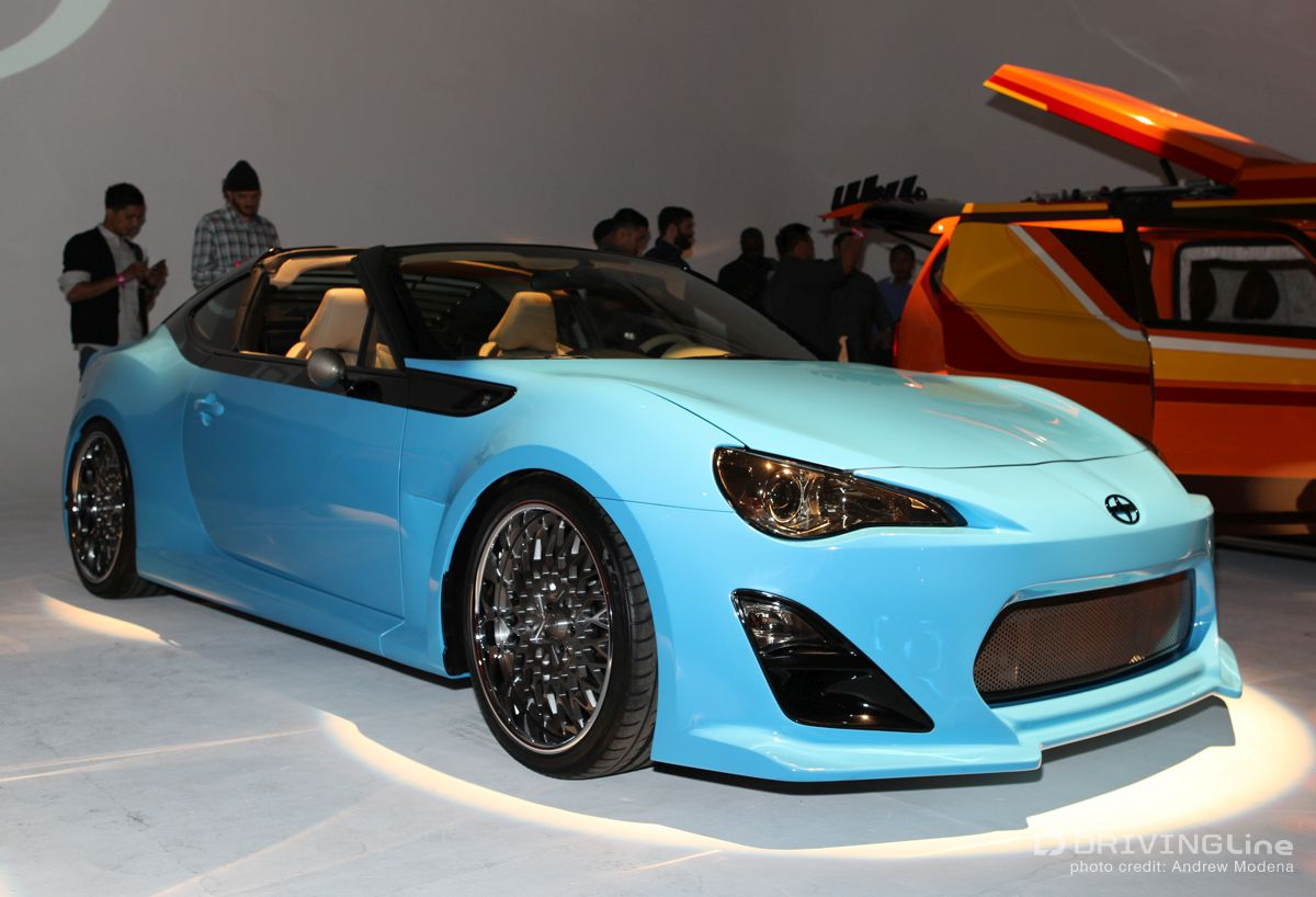 Scion Sema Preview
