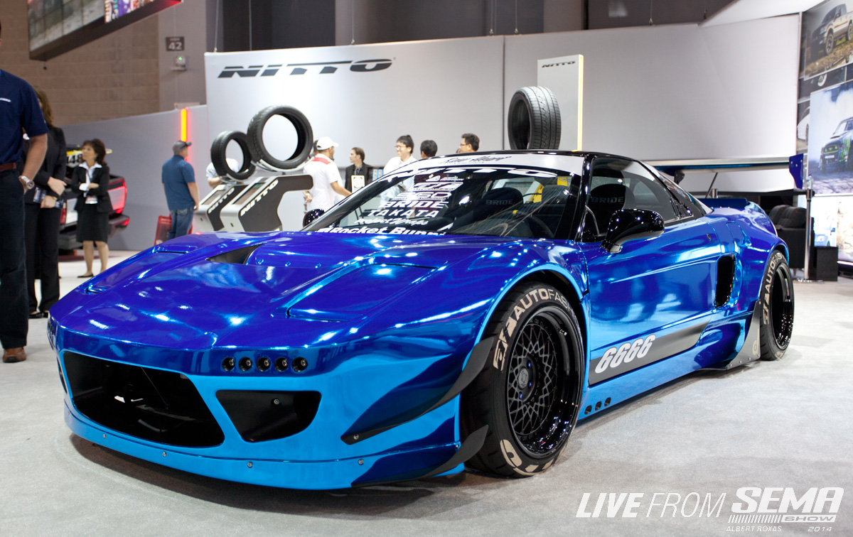 Sema 2014 4 Must See S From The Wheel Amp Tire Hall