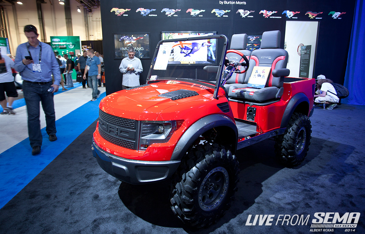 SEMA 2014: 5 Cool New Products | DrivingLine on honda golf cart, fiat golf cart, snow golf cart, jaguar golf cart, kelly golf cart, gmc golf cart, nhra golf cart, sun golf cart, detroit golf cart, cars golf cart, anna golf cart, smart golf cart, volkswagen golf cart, buick golf cart, semi golf cart, nissan golf cart, nascar golf cart, chrysler golf cart, suzuki golf cart, racing golf cart,