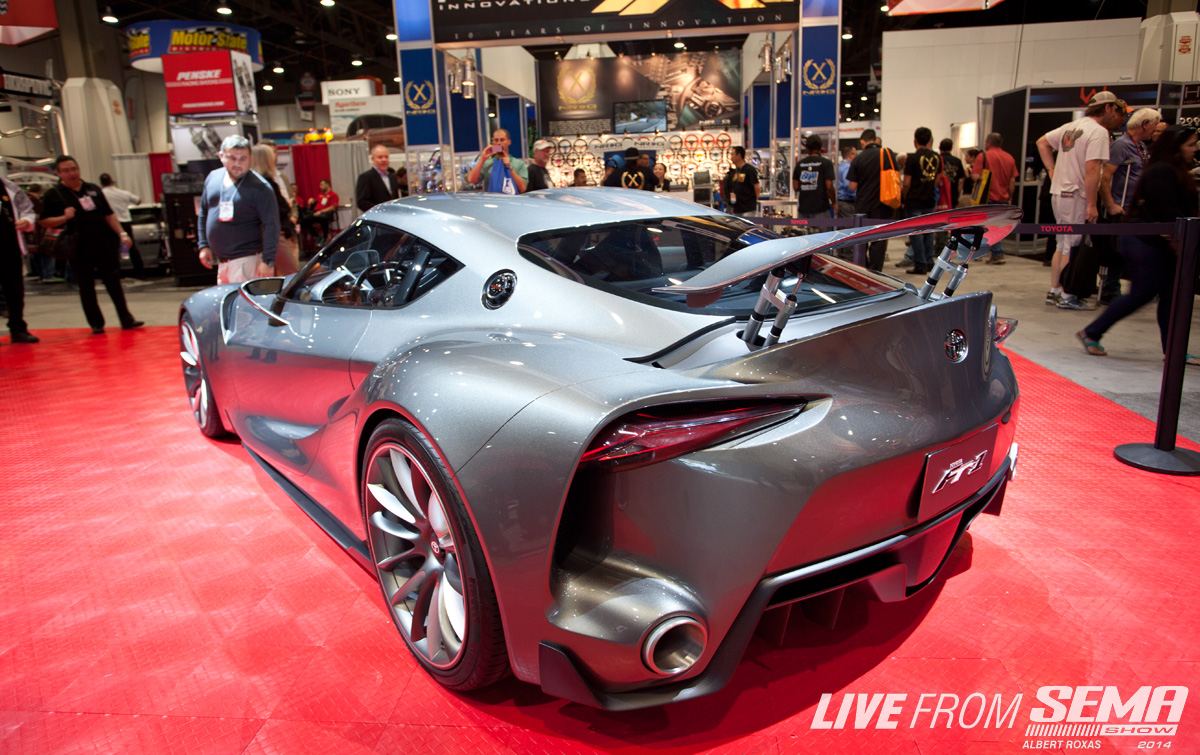 Sema 2014 Top 5 From Central Hall Drivingline