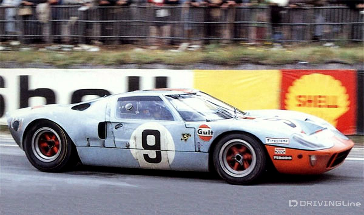The Gts Ran Rampant Winning Daytona Sebring And Finishing An Epic  Sweep At Le Mans For The Rest Of The Decade The Ford