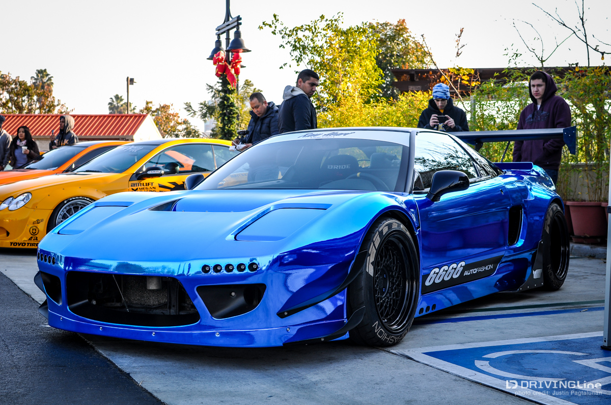 Chrome Car Wrap >> Tuners And Tea 7: Life After Cars And Coffee | DrivingLine