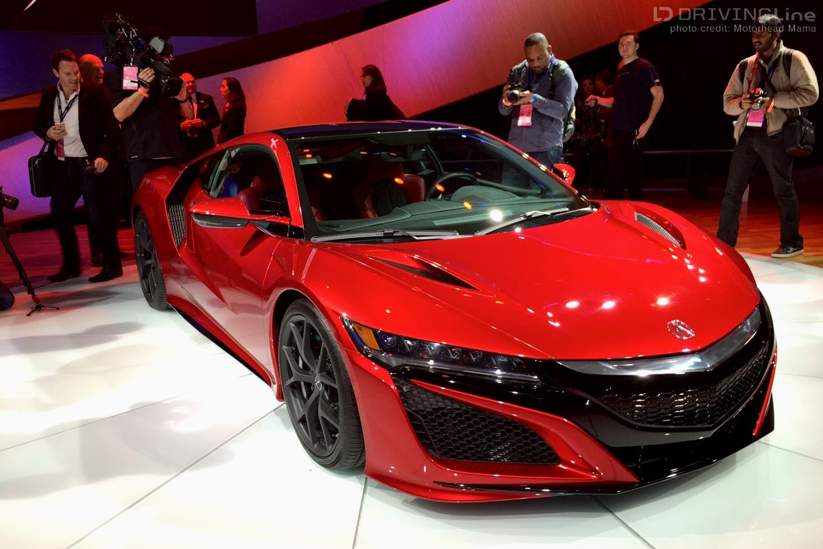 And If The Return Of The Ford Gt Isnt Enough To Shock The Frost Off Your Bumper Acura Finally Announced Production Plans For Their On Again