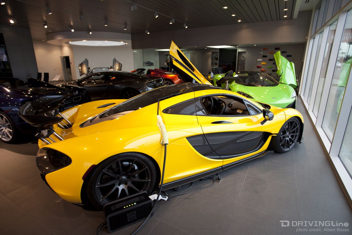 getting a mclaren p1: what it's like to purchase a hypercar