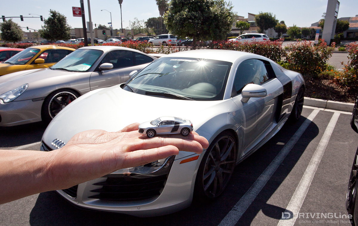 Supersize Me Die Cast Cars And Their Real Life