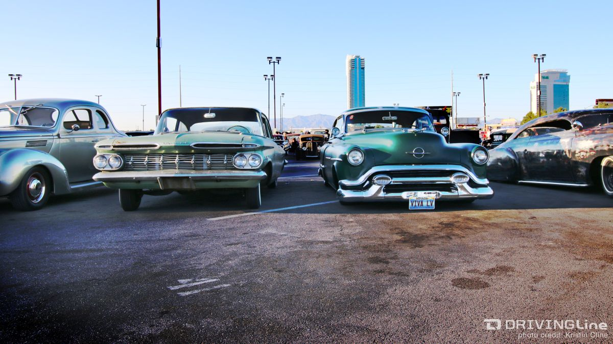 Exploring Rockabilly at Viva Las Vegas | DrivingLine