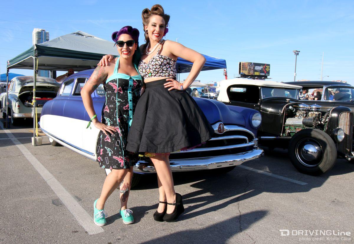Exploring Rockabilly At Viva Las Vegas Drivingline