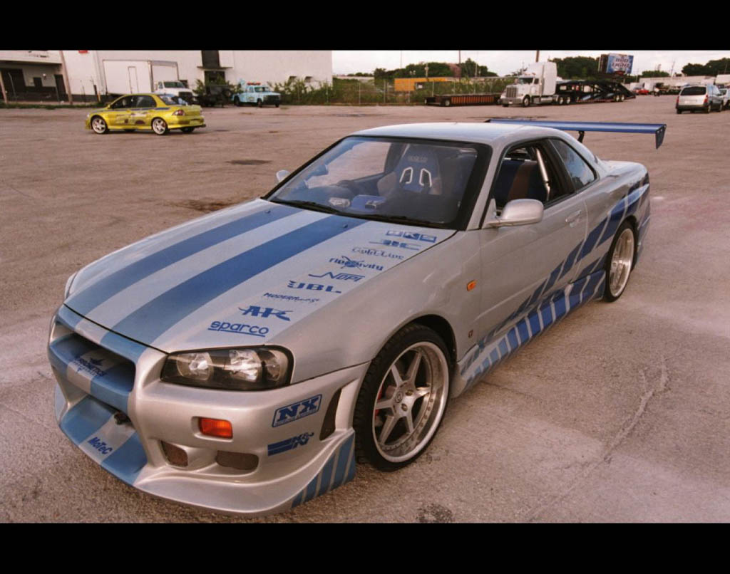 top 10 iconic cars from fast furious drivingline - Fast And Furious Cars Skyline