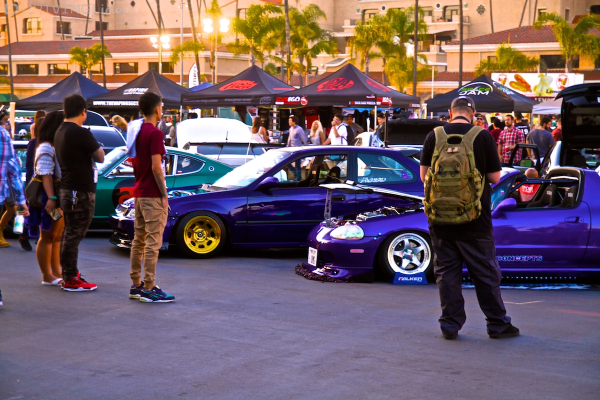 The Import Car Show Is Alive And Kicking With Hot Import Nights