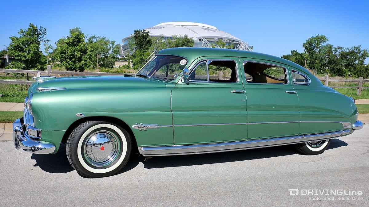readers 39 rides 1951 hudson hornet drivingline. Black Bedroom Furniture Sets. Home Design Ideas