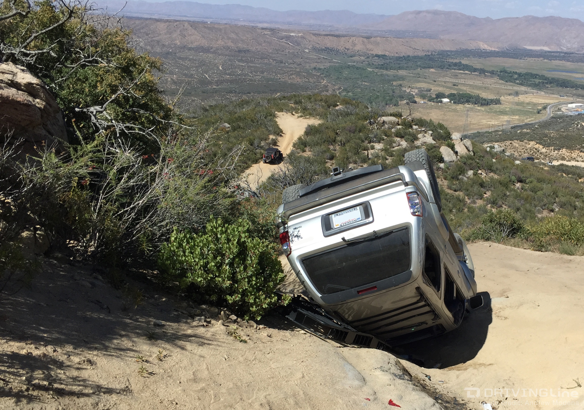 National Tire And Wheel >> Sphincter Clenching at Cleghorn Ridge Trail | DrivingLine